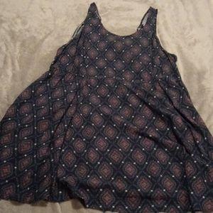 Torrid strap dress